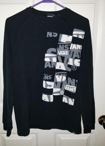 Nwot Vans LS Shirt size Medium